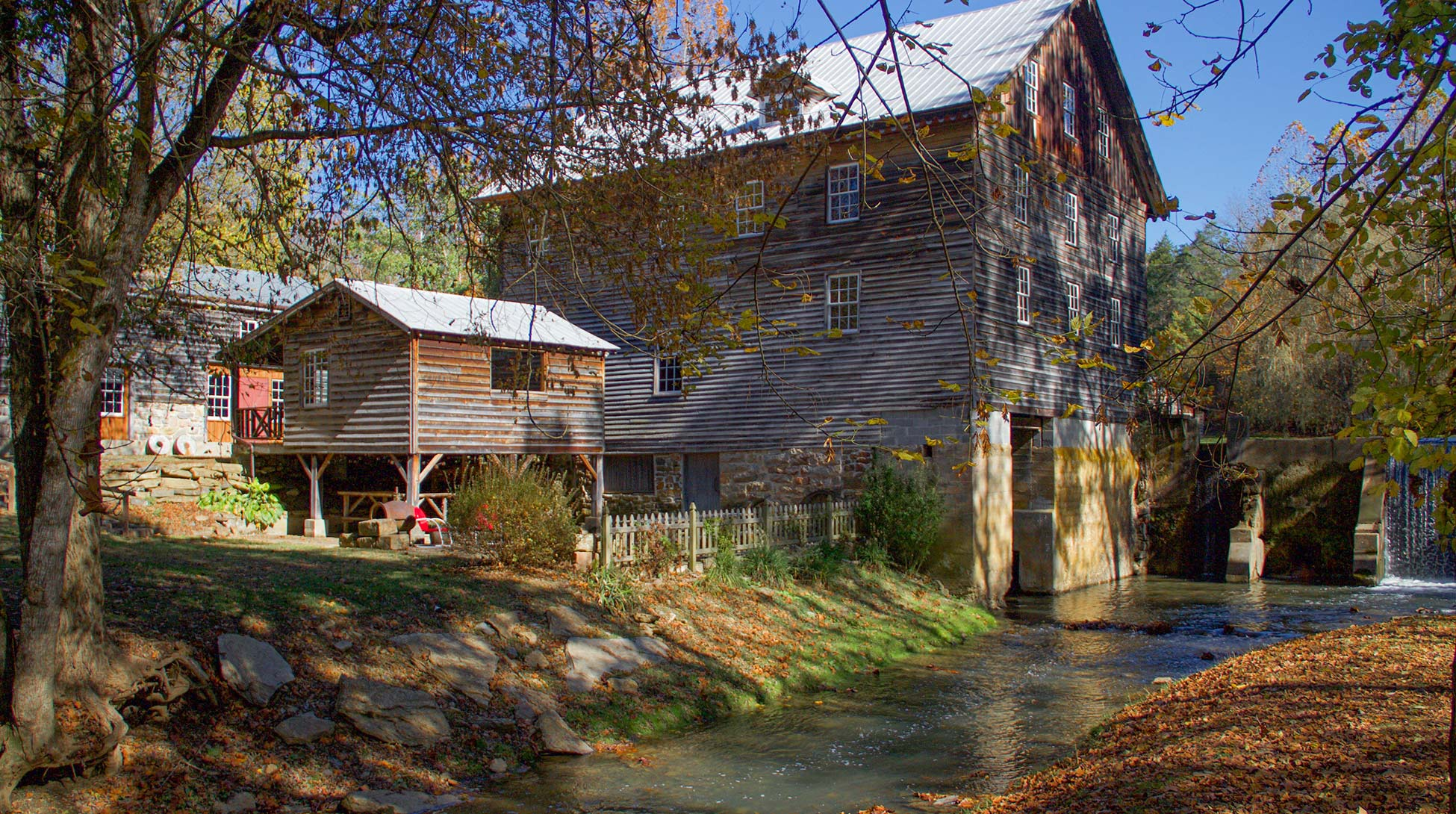 Cook's Old Mill